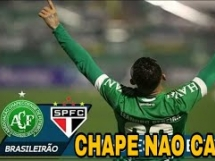 Chapecoense 1:0 Sao Paulo