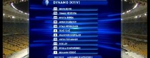Dynamo Kijów 2:0 Chernomorets Odessa