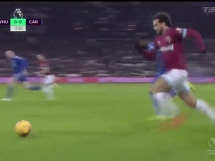 West Ham United 3:1 Cardiff City