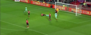 Manchester United - Arsenal Londyn