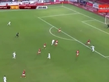 Spartak Moskwa 1:1 Urał Jekaterynburg