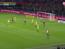 Feyenoord 4:1 VVV Venlo