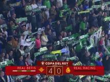 Betis Sewilla 4:0 Racing Santander