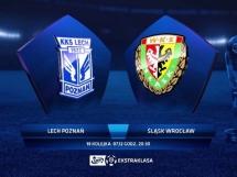 Lech Poznań 2:0 Śląsk Wrocław