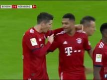 Bayern Monachium 3:0 FC Nurnberg