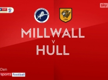 Millwall 2:2 Hull City