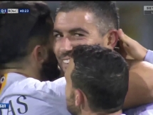 Cagliari 2:2 AS Roma