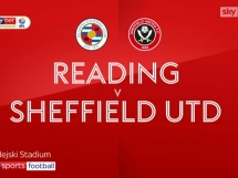 Reading 0:2 Sheffield United