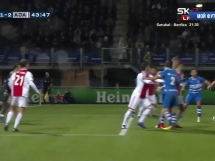 PEC Zwolle 1:1 Ajax Amsterdam