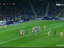 Król Messi! Dwa gole z rzutów wolnych!