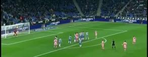 Fantastyczny Messi! Dwie bramki z rzutów wolnych!
