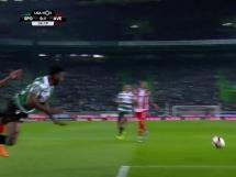 Sporting Lizbona 4:1 Aves