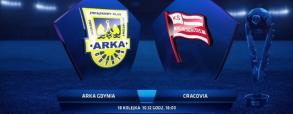 Arka Gdynia 0:3 Cracovia Kraków