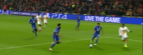 Galatasaray SK 2:3 FC Porto