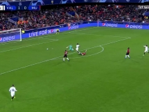 Valencia CF 2:1 Manchester United
