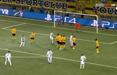 Porażka Juve w Szwajcarii! [Wideo]