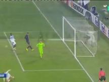 Lazio Rzym 1:2 Eintracht Frankfurt