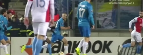 Slavia Praga - Zenit St. Petersburg