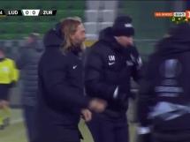 Ludogorets 1:1 FC Zurich