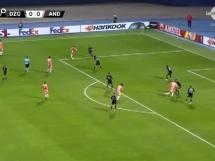 Dinamo Zagrzeb 0:0 Anderlecht