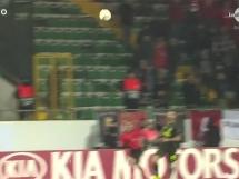 Akhisar Belediye 0:0 Standard Liege