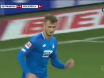 Hoffenheim 0:0 Borussia Monchengladbach