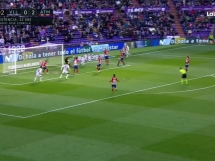 Real Valladolid 2:3 Atletico Madryt