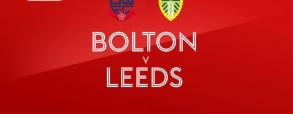 Bolton - Leeds United
