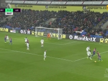Crystal Palace 1:0 Leicester City