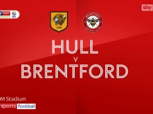 Hull City 2:0 Brentford