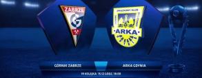 Górnik Zabrze - Arka Gdynia