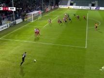 Eupen 1:0 Excelsior Mouscron