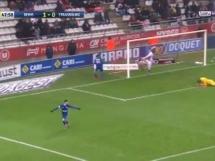 Reims 2:1 Strasbourg