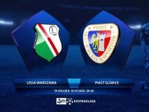 Legia Warszawa 2:0 Piast Gliwice