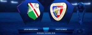 Legia Warszawa - Piast Gliwice