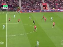 Southampton 3:2 Arsenal Londyn