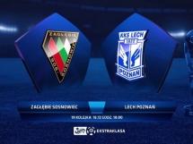 Zagłębie Sosnowiec 0:6 Lech Poznań
