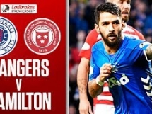 Rangers 1:0 Hamilton