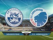 SonderjyskE 0:3 FC Kopenhaga