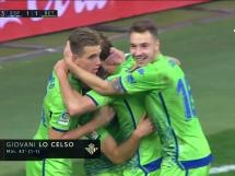 Espanyol Barcelona 1:3 Betis Sewilla