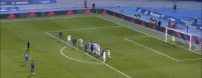 Fantastyczny wolny Kędziora z Hajdukiem!