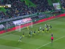 Sporting Lizbona 5:2 Nacional Madeira