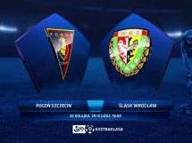 Pogoń Szczecin 2:1 Śląsk Wrocław