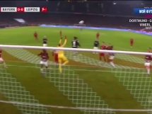 Bayern Monachium 1:0 RB Lipsk