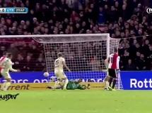 Feyenoord 1:0 Utrecht