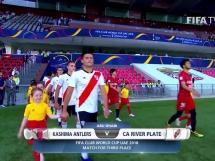 River Plate 4:0 Kashima