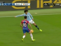 Manchester City 2:3 Crystal Palace