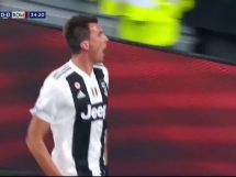 Juventus Turyn 1:0 AS Roma