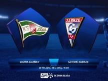 Lechia Gdańsk 4:0 Górnik Zabrze