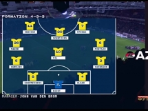 PSV Eindhoven 3:1 AZ Alkmaar